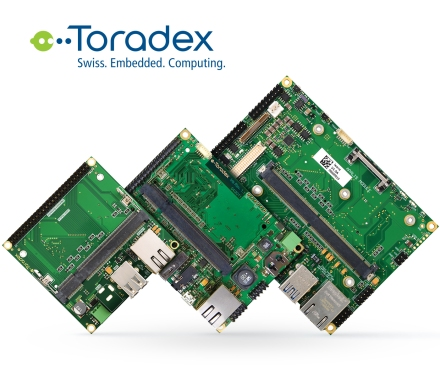 Toradex – Computer on Modules – Page 7 – Swiss Embedded Computing