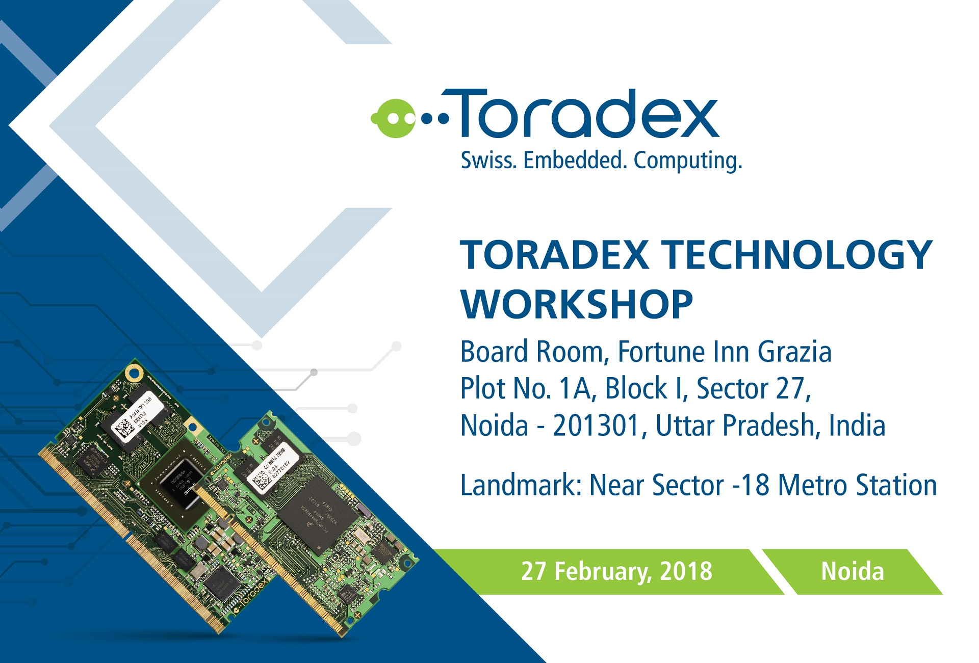 Blog Posts | Toradex - Computer on Modules and Single Board Computers