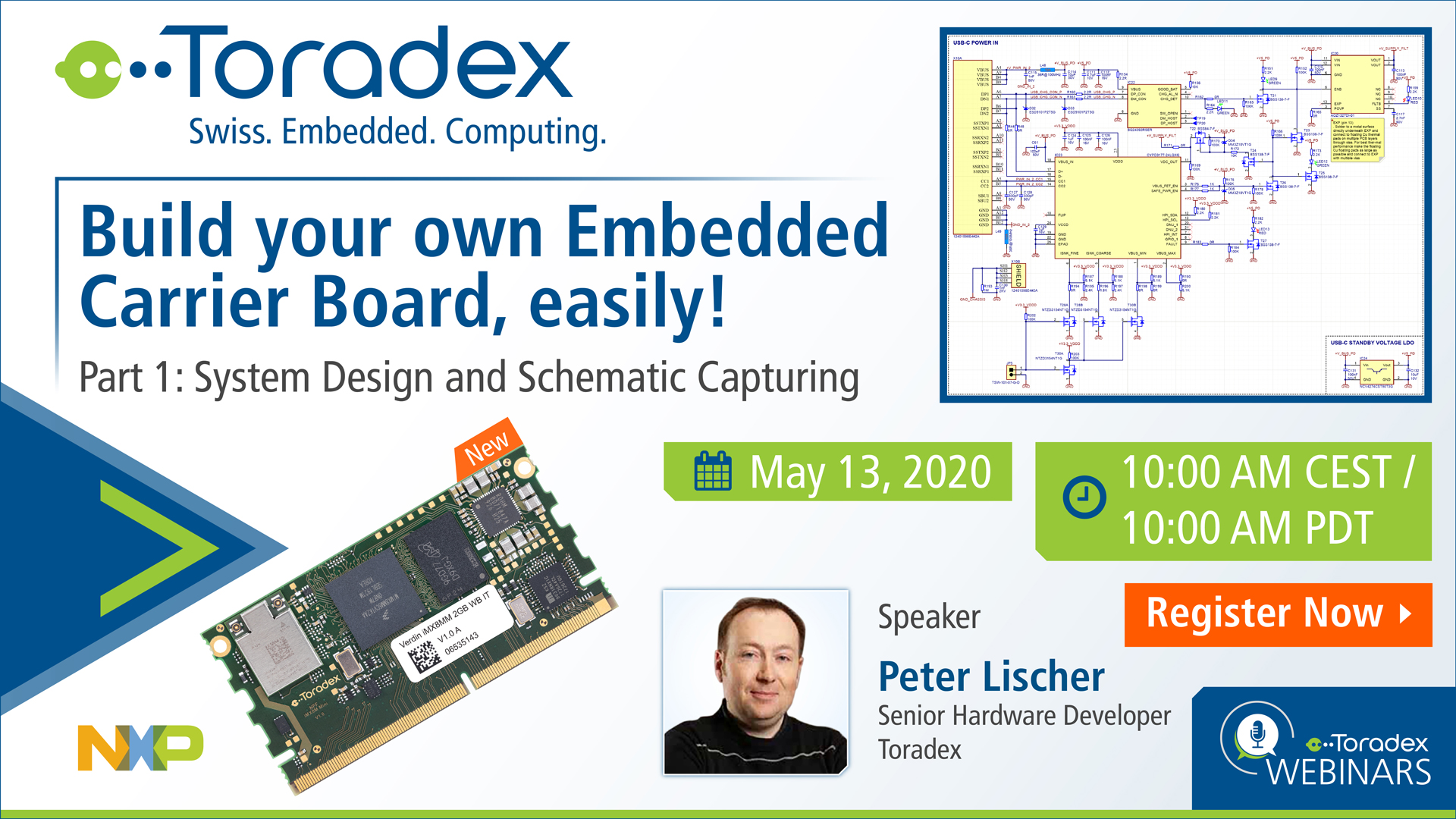 Build your own Embedded Carrier Board, easily
